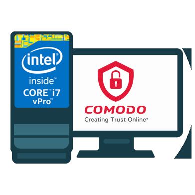Comodo AMT SSL-Zertifikat