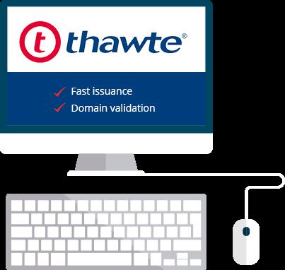 Thawte SSL und Code Signing-Zertifikate | LeaderTelecom