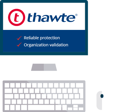Thawte SSL Web Server mit EV-Zertifikaten | LeaderTelecom